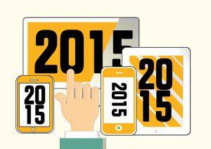 El año 2015 se acaba