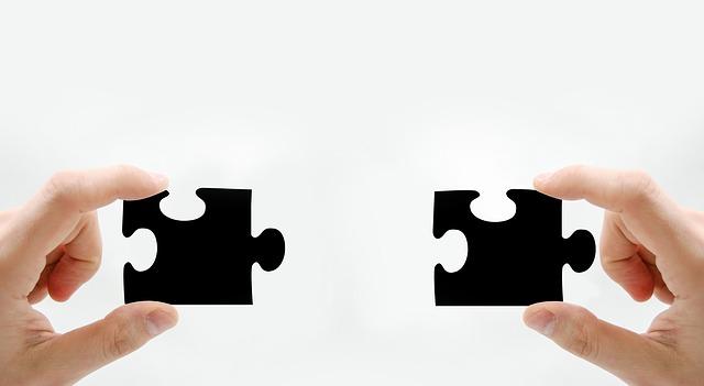 Integrantes de un equipo, distintas piezas de un mismo puzzle