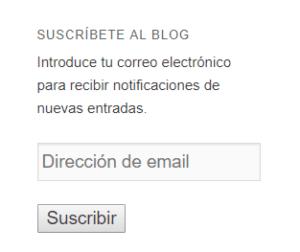 Las RSS te envían contenidos nuevos al suscribirte a una web