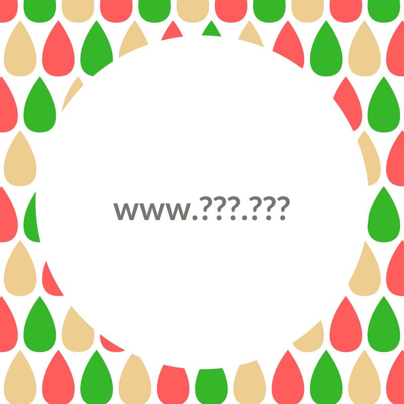 Qué nombre escojo para mi página web